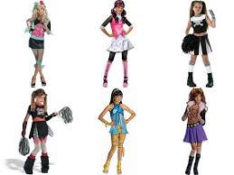 Halloween Costume Monster High by Random Handprints A Nyc Mom Blog Live From New Jersey I U0027m
