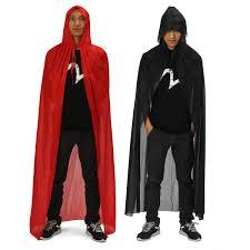 Halloween Witch Props Halloween Long Cloak Wizard Zombie Vampires Witch Devil Death