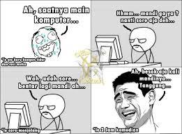Meme Rege - meme comic indonesia meme rage face 34