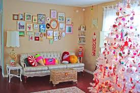 Christmas Decorations Ideas For Home Simple Christmas Home Decoration Ideas Home Decor