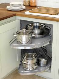 Kitchen Corner Cabinet Solutions by Cabinet Corner Kitchen Cupboard Storage Solutions Kitchen