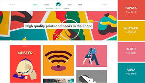 fun color schemes website color schemes the palettes of 50 visually impactful