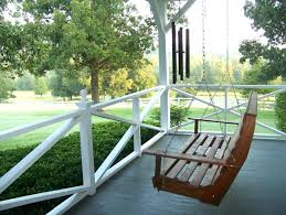 patio swing bench with canopy swing porch bench fire pit swings