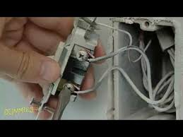 how to replace a light switch with a dimmer how to replace a standard switch with a dimmer switch for dummies