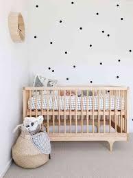 chambre bebe design scandinave ensemble meuble chambre enfant