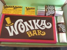 wonka bars where to buy buy willy wonka gift box with popping chocolate candy bars
