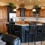 black kitchen island black kitchen island with seating