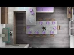 projet cuisine 3d menuis com vichy cuisine moderne design dressing