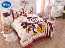 Queen Minnie Mouse Comforter Red Mickey Mouse Bedding Set Promotion Shop For Promotional Red