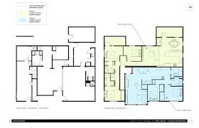 2 storey commercial building floor plan storey commercial building design studio story modern small