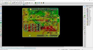 crossing red and green wire layout kicad info forums
