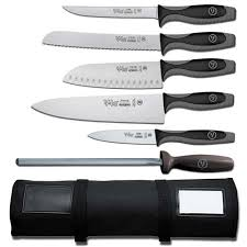 Restaurant Kitchen Knives V Lo 7 Knife Set Central Restaurant Products