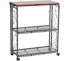 kitchen carts u2014 storage u0026 organization u2014 kitchen u0026 food u2014 qvc com