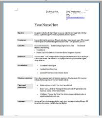 Name On Second Page Of Resume How Many Years Of Employment Should Be On A Resume Resume For