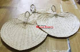 wedding favors fans medium buri palm leaf fan wedding favors palm leaf wholesale