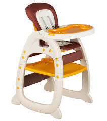 Toddler Table Chair Foxhunter Baby Highchair Infant High Feeding Seat 3in1 Toddler