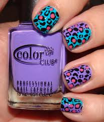 cute zebra print nail designs gallery nail art designs