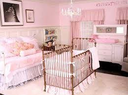 endearing baby nursery room decoration using dark brown