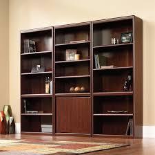 Sauder 4 Shelf Bookcase by Sauder Cornerstone Open Bookcase 72 1 2