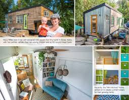 Tiny House Square Feet by Tiny House Two Babies U0026 A Great Dane