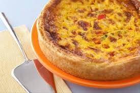 recette de cuisine quiche au poulet recette de quiche au curry poulet et ananas facile et rapide