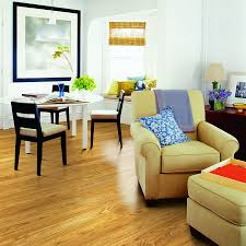 Pergo Hickory Laminate Flooring Shop Pergo Max 7 In W X 3 96 Ft L Goldenrod Hickory Embossed
