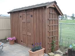 thin wall garden shed rustic by kiefer homerefurbers com