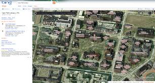 google maps vs bing maps pennwic