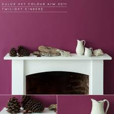 twilight cinders dulux key colour a w 2011 bright bazaar by