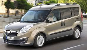 opel combo funny looking opel combo van is a rebadged fiat doblo
