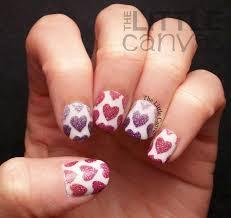 happy valentine u0027s day zoya pixie dust heart nail art the