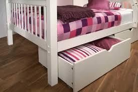 Pavo Bunk Bed Pavo White Bunk Bed