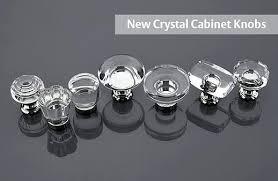 crystal cabinet door handles emtek crystal cabinet knobs crystal cabinet knobs door hardware blog