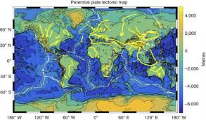 tectonics new findings fill out the 50 year old theory that