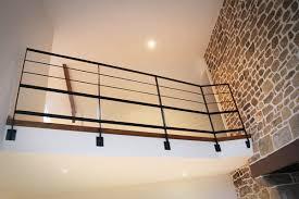 garde corps bois escalier interieur garde corps design pour escalier moderne en bretagne
