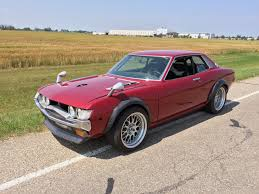 classic toyota cars 1973 toyota celica with a twin turbo 1uz fe u2013 engine swap depot