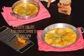 cuisiner les christophines omelette des îles à la christophine et au curcuma les petits