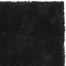 Solid Black Area Rugs Zipcode Design Holliday Solid Black Area Rug Reviews Wayfair