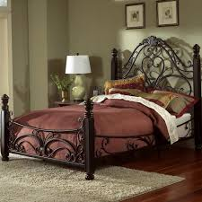 Bed Headboards And Footboards Iron Bed Headboard And Footboard Home Design Ideas