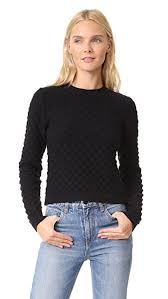 versus cropped sweater shopbop save up to 30 use code more17