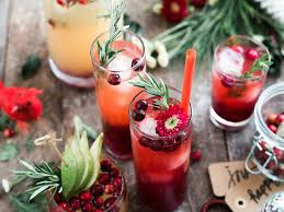 how to fix festive cocktails at spirits
