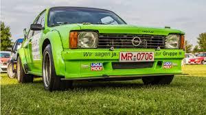 opel kadett rally car marco koch opel kadett c coupe rallye special edition 2013