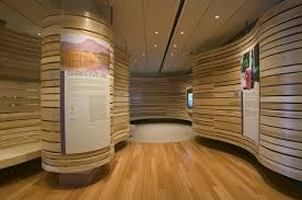 curved wood wall curved wood walls integrated panels g a chm1