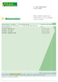 bureau securité sociale attestation sécurité sociale un document clé assurevue com