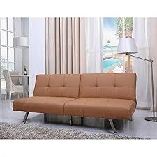 Sofa Bergen Amazon Com Gold Sparrow Jacksonville Camel Foldable Futon Sofa