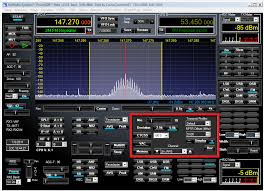sdr console v2 how to use the fm repeater mode