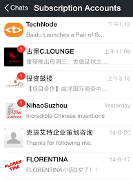 membuat weibo english everything you need to know about wechat public accounts nanjing