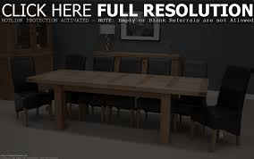 Extending Dining Table And 8 Chairs Extendable Dining Table Set Oak Rtirail Decoration