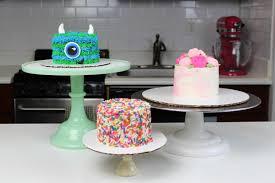 smash cake tutorial chelsweets