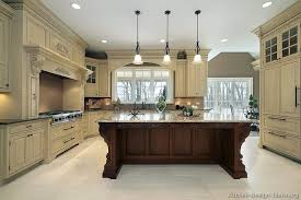 kitchens traditional off white antique kitchen cabinets dma